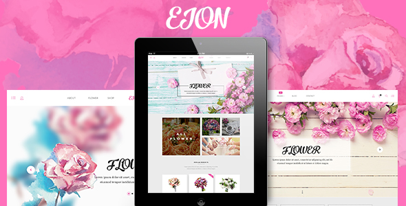 Preview-Eion-Free HTML5 Template and PSDs
