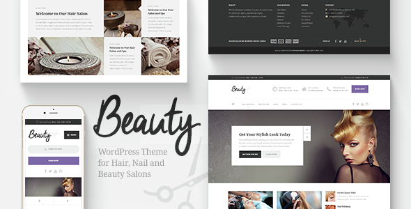 beauty - beauty spa themes