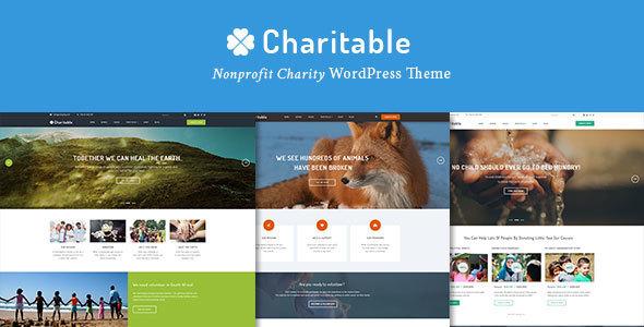 charitable - non profit templates