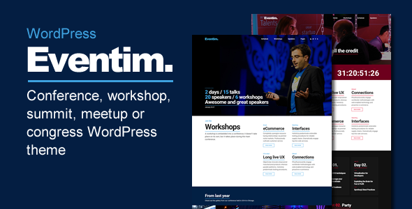 eventim - conference & event themes