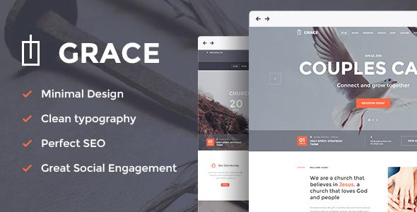 grace - non profit templates