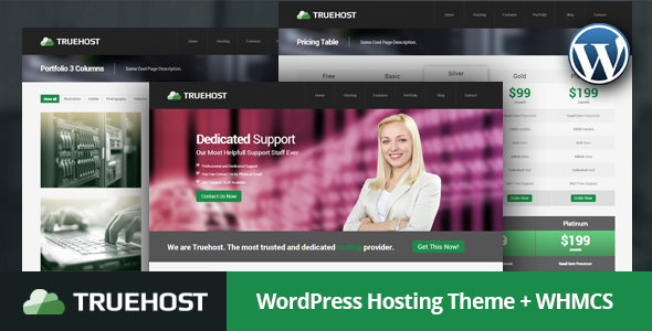 truehost - technology themes