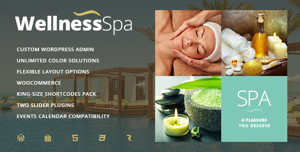 wellness-spa - beauty spa themes