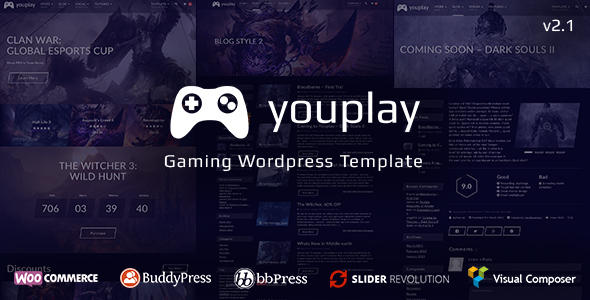 youplay - technology themes